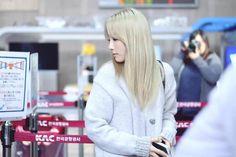 Taeyeon-GMP airport
