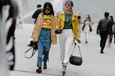 Seoul Fashion Week is a bright spot on the street style calendar. Why? Because few cities take dressing for the camera as seriously, or seem to have as much fun. Don't miss our daily updates.