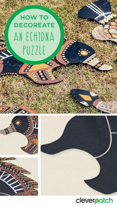 This Echidna Puzzle is a great group activity for NAIDOC Week. You can decorate each piece incorporating naturals and indigenous ochre paints. Aboriginal Art For Kids, Aboriginal Education, Indigenous Education, Aboriginal Culture, Indigenous Art, Naidoc Week Activities, Australia Day Celebrations, Craft Activities For Kids, Stem Activities