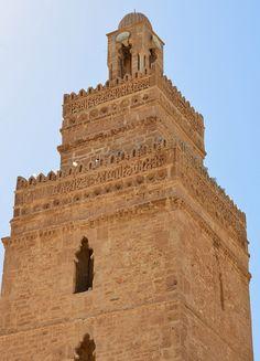 Sfax, Great Mosque, minaret