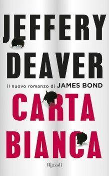 CARTA BIANCA (Carte Blanche) - Rizzoli 2011