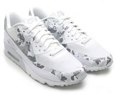 dca44abead7 Nike Air Max 90 Hyperfuse Premium Reflective Camouflage Pack Dropping as a  part of Nike Sportswear s Holiday 2012 releases is a special Reflective ...