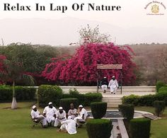 Experience peace & happiness in the lap of nature.