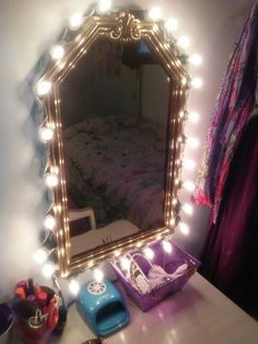 1000 Images About Makeup On Pinterest Lighted Makeup Mirror Diy Vanity Mi