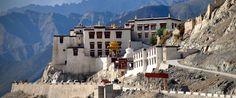 The Hemis Monastery