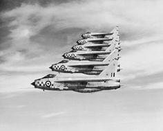 "English Electric Lightning F1a  56 ""Firebirds"" Sqn"