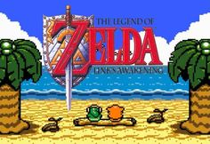 Links Reawakening  The most ambitious Nintendo game in decades