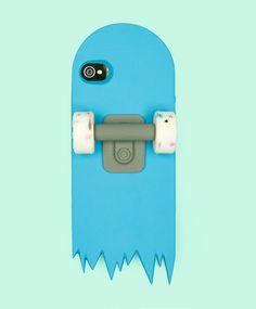 Broken skateboard iPhone case haha. awesome
