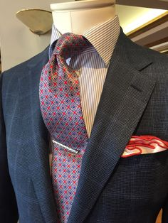 Stylish In The 'Sip — Love this Canali rig at Great Scott. Got my eye on...