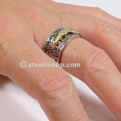 Large collection of high quality stainless steel men jewelry. Wide Band Rings, Stainless Steel Rings, Crucifix, Wedding Bands, Rings For Men, Engagement Rings, Bracelets, Earrings, Gold