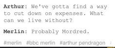 mordred, merlin