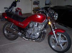1992 Honda Nighthawk 750 Honda Cb250, Honda Nighthawk, Cb750, Custom Motorcycles, Cars And Motorcycles, Project 3, Manual Transmission, Vintage Japanese, Motorbikes