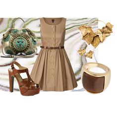 Any day, created by jessie-pineda on Polyvore