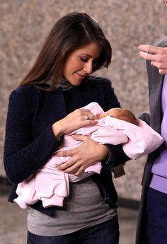 Princess Marie Photos - Prince Joachim And Princess Marie Leave Hospital With Newborn Princess - Zimbio