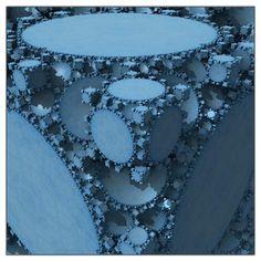 Apollony corner mandelbox fractal