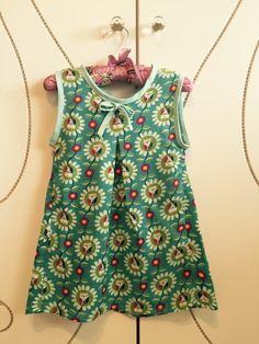 Çocuk elbisesi  Dikiş