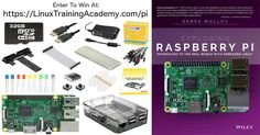 Raspberry Pi Ultimate Starter Kit Giveaway