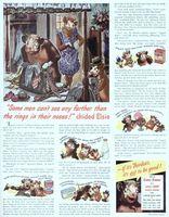 Borden's Milk 1945 Ad Picture