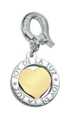 Joy de la Luz | Coin Little Heart gold