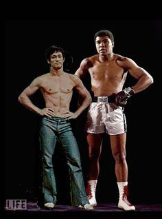 Bruce & Ali