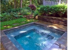 51 Refreshing Plunge Pool Design Ideas for you to Consider - GODIYGO.COM - - 51 Refreshing Plunge Pool Design Ideas for you to Consider – GODIYGO.COM pools Refreshing plunge pool design ideas fo you to consider 44