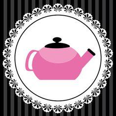 Kit Festa pronta Chá de Panela grátis para baixar, editar e imprimir - DIY - Printable Labels, Printable Planner, Party Printables, Kitchen Shower, Kitchen Art, American Girl Bakery, Kitchen Clipart, Cake Icon, Organizing Labels