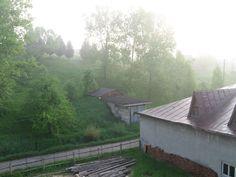 #bilding #forest #karpaty #mountain