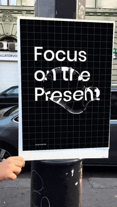 Focus O, Typography, Lettering, Augmented Reality, Digital Art, Presents, Graphic Design, Words, Illustration