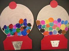 Elementary artist study on Wayne Thiebaud Elementary Art Rooms, Art Lessons Elementary, Kindergarten Art, Preschool Art, Preschool Painting, 2nd Grade Art, Grade 2, Second Grade, Wayne Thiebaud