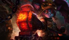 Poppy | League of Legends