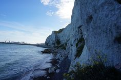 """Shores of the White Cliffs"" Student Photo in Dover, England"