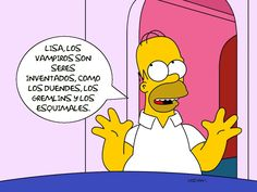 . Gremlins, Simpsons Frases, The Simpsons, Lisa Simpson, Memes, Hello Kitty, Humor, Fictional Characters, Lol Quotes