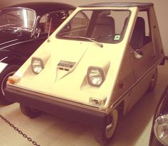 The CitiCar was produced between 1974 and 1977 by a U.S. company called Sebring-Vanguard, Inc., based in Sebring, Florida