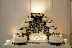 Unique Wedding Cakes | Wedding Cakes in all Shapes and Sizes