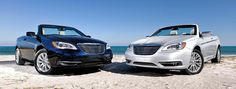 When Chrysler adapted the 200 sedan into a versatile convertible, the decision gave fleets something that few other manufacturers supply as standard: the glory of the Canadian sky,
