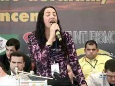 EX CANTORA DO PROGRAMA DO RATINHO SE CONVERTE! LINDO TESTEMUNHO!