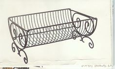 I LOVE my French dish drying rack.  Makes the clean up somehow different!