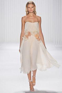 {runway inspiration : j. mendel spring 2013 rtw, new york}