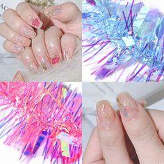 Glass Candy, Nail Supply, Nail Art, Nails, Paper, Diy, Finger Nails, Ongles, Bricolage