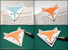 Gift Idea for the Introvert: bookmark