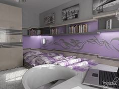 60 Original Children's Bedroom Design Showcasing Vibrant Colors 60 Original Children's Bedroom Design Showcasing Vibrant Colors The post 60 Original Children's Bedroom Design Showcasing Vibrant Colors appeared first on Dome Decoration. Purple Kids Bedrooms, Girls Bedroom, Bedroom Decor, Childrens Bedroom, Vitrine Design, Design Studio, Showcase Design, Little Girl Rooms, Interiores Design