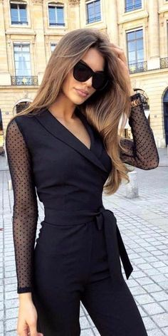 Impeccable winter outfits that can now be copied - Fashion Trends Stylish Work Outfits, Classy Outfits, Stylish Outfits, Suit Fashion, Fashion Outfits, Womens Fashion, Fashion Clothes, Modelos Fashion, Elegantes Outfit