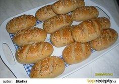 Dalamánky recept - TopRecepty.cz 20 Min, Dumplings, Pretzel Bites, Hot Dog Buns, Baked Potato, Yummy Food, Healthy Recipes, Cooking, Ethnic Recipes