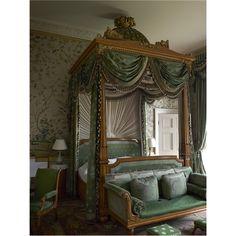 Duke of Wellington bedroom at Chatsworth