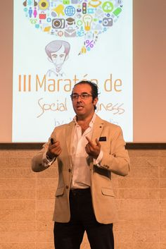 Ponencia en III Social Business de Juan Merodio