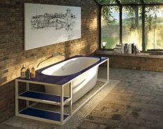 Vasca Da Bagno Vista : Best vasche da bagno images bathroom bathrooms