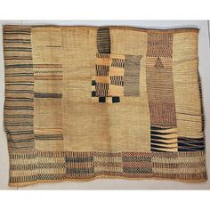 West African Robes in the British Museum collection,Sierra Leone, Mende or Sherbro people African Textiles, African Fabric, African Art, African Quilts, Art Textile, Textile Design, Textile Artists, Sierra Leone, Fabric Rug