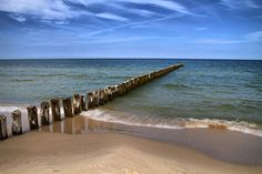 Hot Beaches of Hel are waiting for you - visit Hel Peninsula in Poland for great beach holidays!