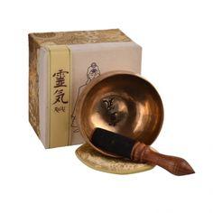 SINGING BOWL set in Box Reiki 11.5cm | Karma Living