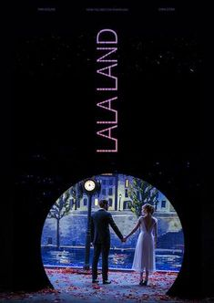 La La Land Poster, La La Land Print, La La Land Movie